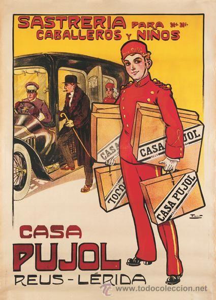 Pin de eva pardos en modernisme pinterest cartel publicitario carteles antiguos y cartel - Carteles publicitarios antiguos ...