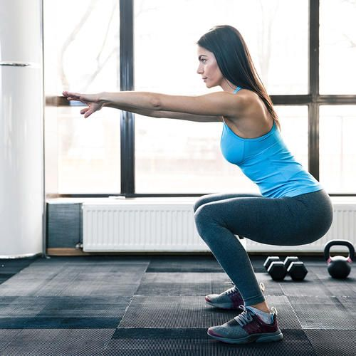 Do a cardio workout right at home. This no equipment needed, 13-minute  workout gets your heart rate elevated so you can burn off lots of calories  and fat.