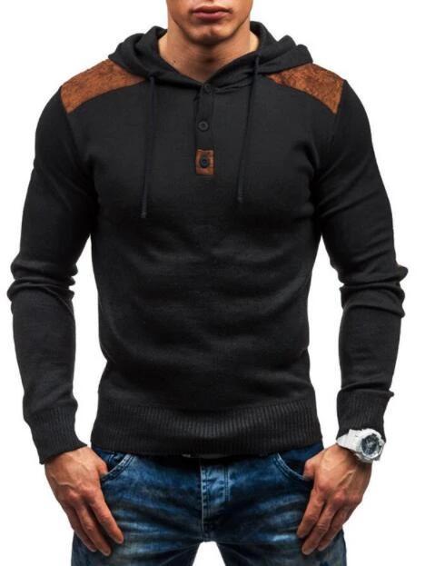 TOLVXHP 2018 New hot sale Fashion Hoodies Men Brand Sweatshirt Male Hoody Hip Hop Autumn Winter Hoodie Men Pullover Size 3XL YUJ