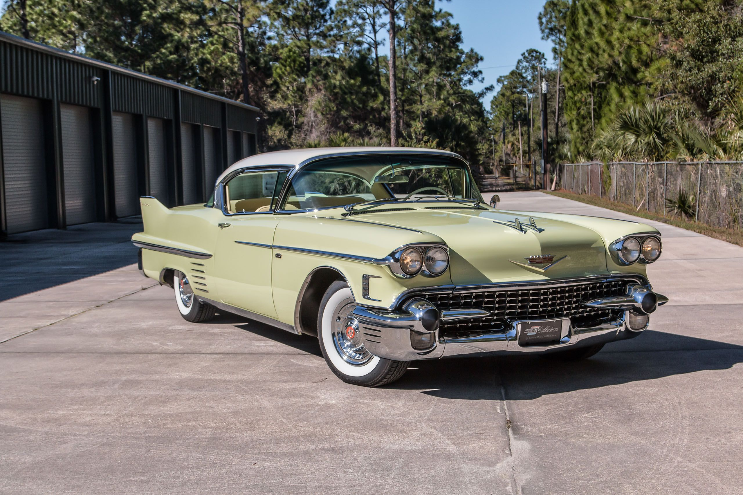 58 CADILLAC COUPE DEVILLE | motor way | Pinterest | Cadillac, Cars