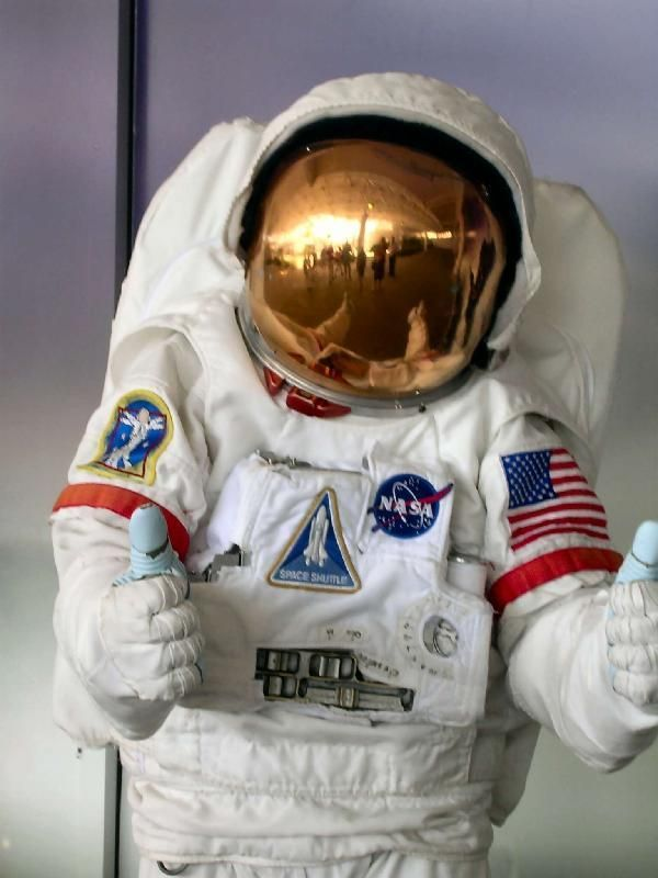 How To Make An Astronaut Costume For A Child. When You Ask