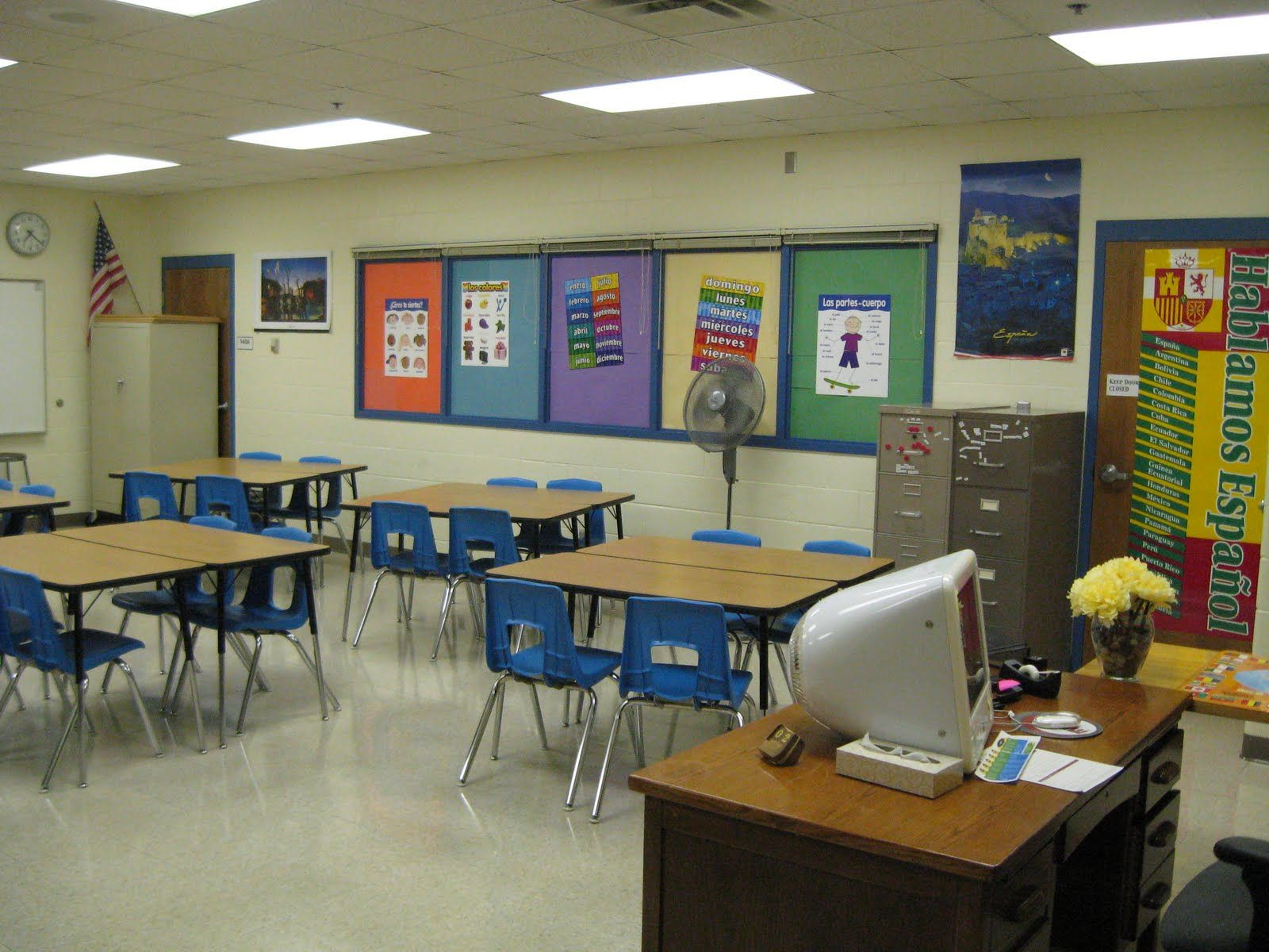 Classroom Design Architecture : Classroom decorating themes architecture design with