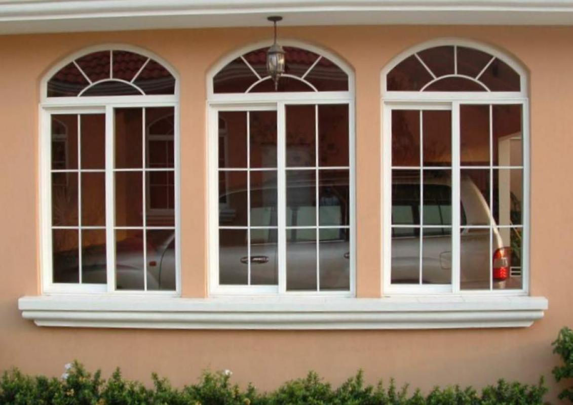 Disenos para ventanas de casasas de blok trabajamos - Puertas de aluminio para terrazas ...