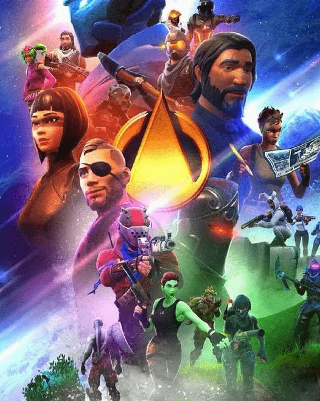 Fortnite Avengersinfinitywar Fortnite In 2019 Epic Games