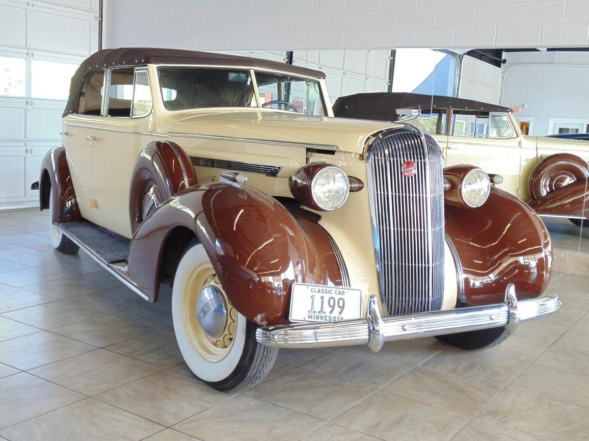 1936 - Buick Roadmaster Maintenance/restoration of old/vintage ...