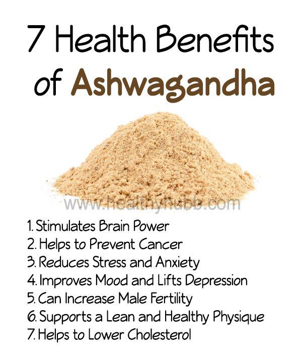 7 Health Benefits of Ashwagandha the Adaptogenic herb | Health and