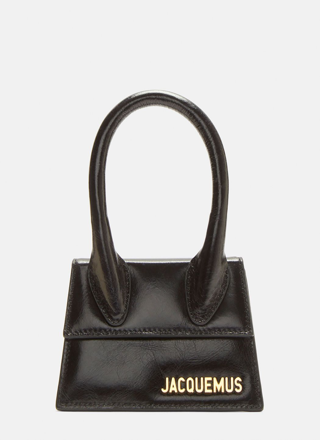 0eff245267e4 JACQUEMUS Le Sac Chiquito in Black.  jacquemus  bags  shoulder bags  leather