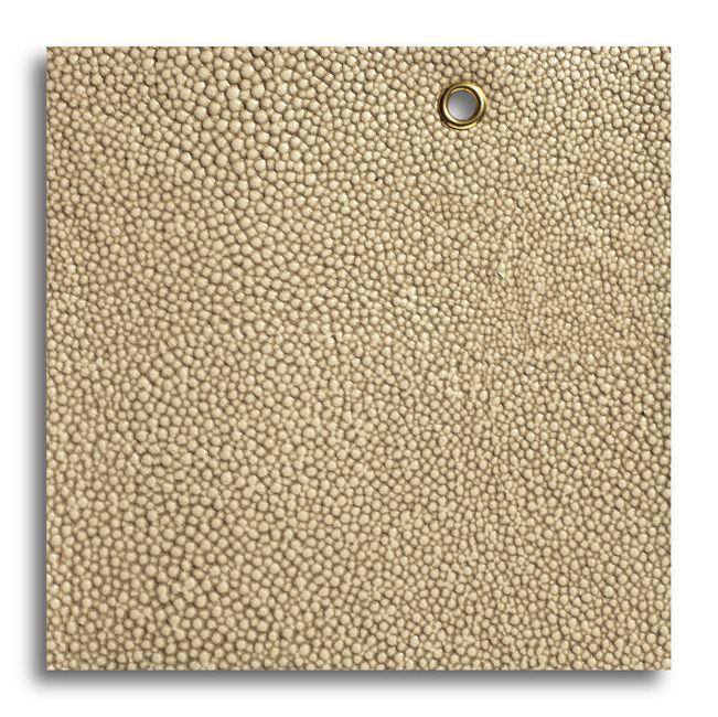 Edelman Leather Shagreen in Sha-Beige, SH30