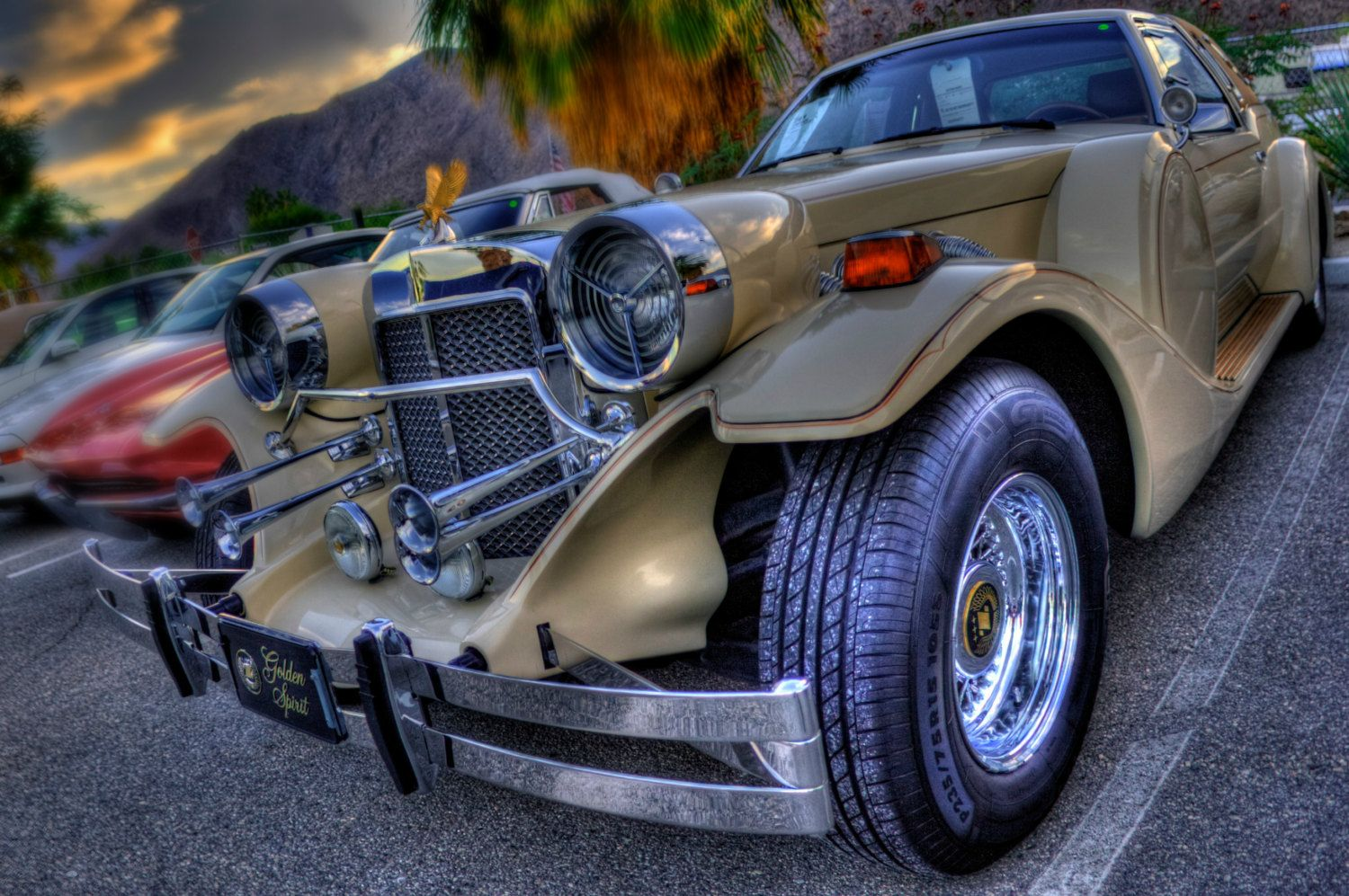 Zimmer Golden Spirit - Automobile Photography, Classic Cars ...