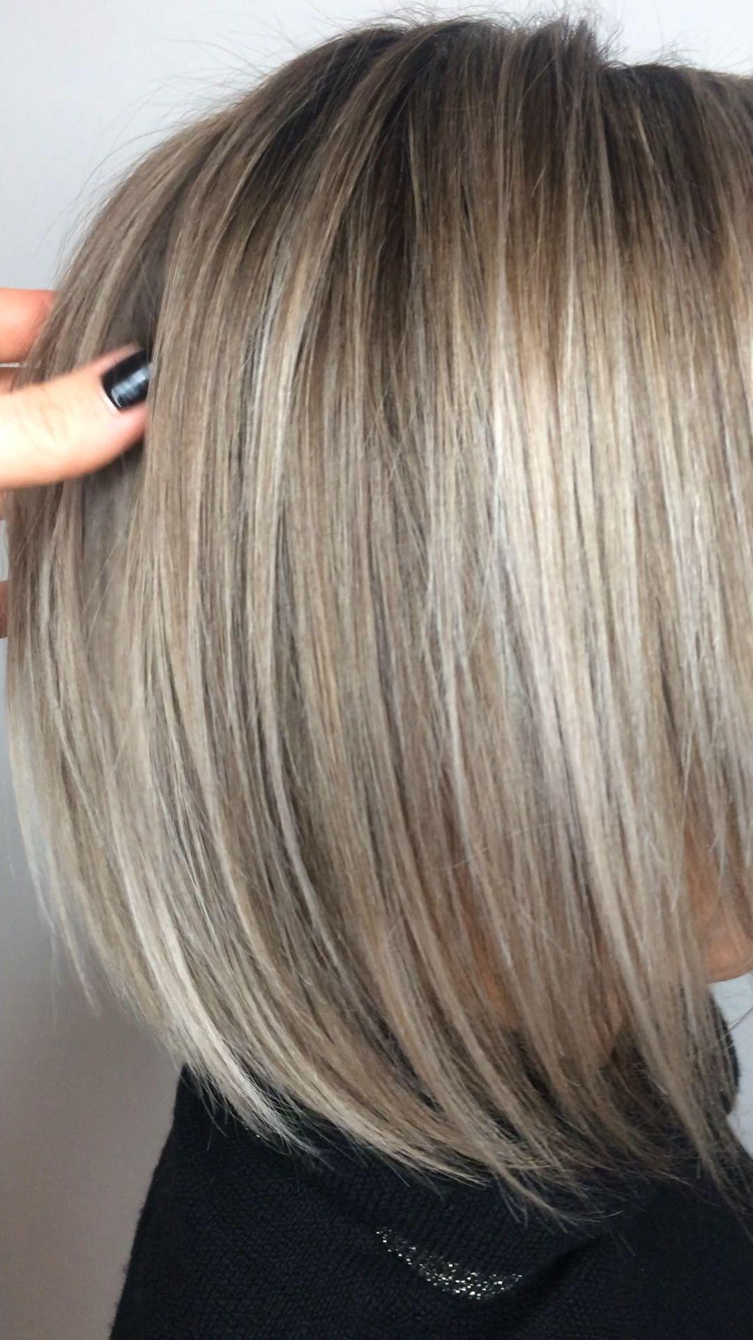 Blonde bob, in 10  Blonde bobs, Hair styles, Bob hairstyles