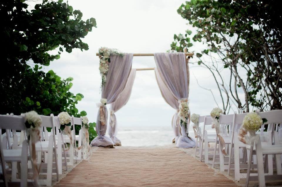 Photo of Harbour Bay Florist - Stuart, FL, United States. Beachside wedding Jupiter Beach Resort