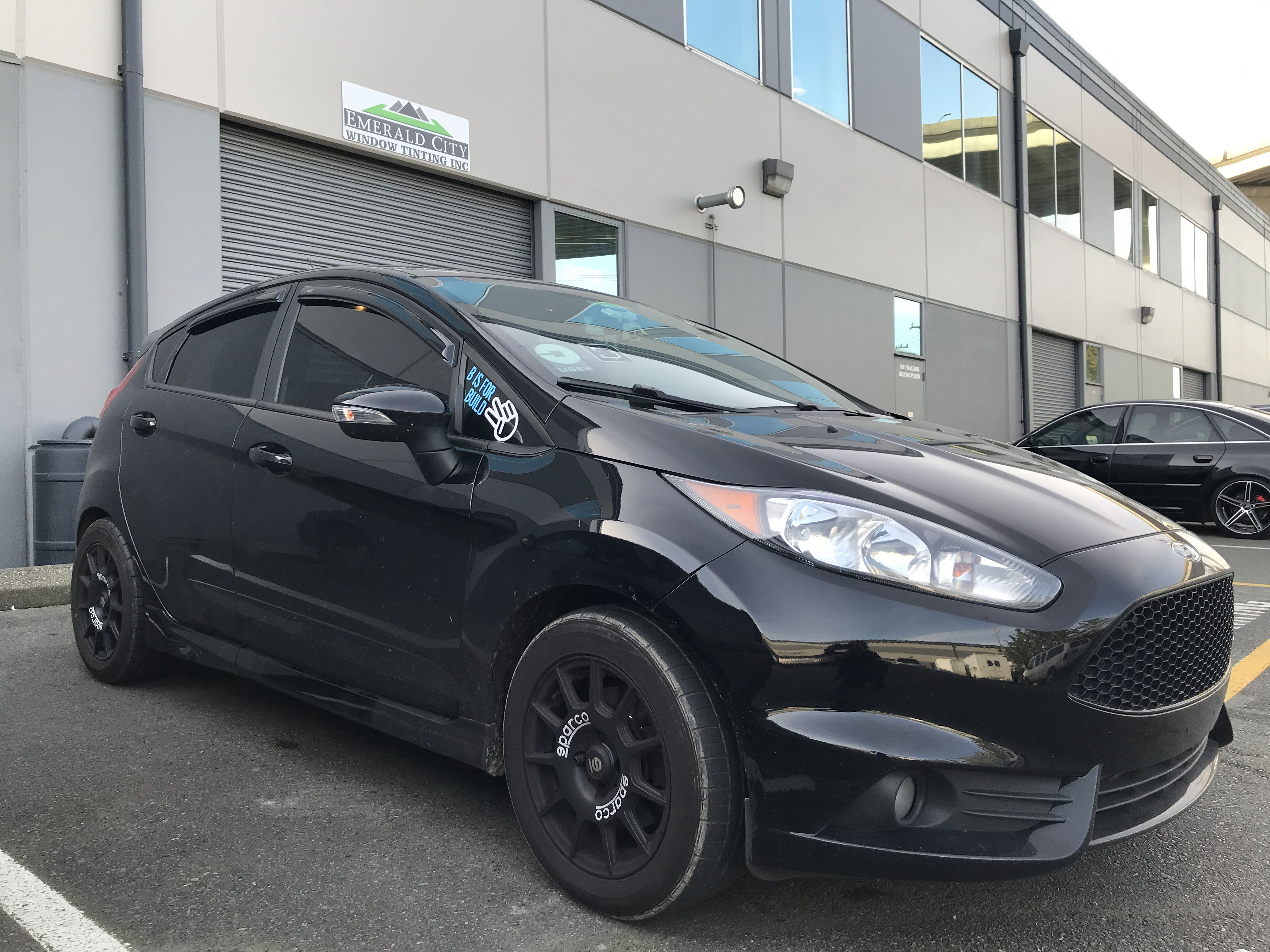 This Car Just Got A Whole Lot Cooler With Professionally Installed Window Tint Glass Film Tinted Windows Tints Car Window [ jpg ]
