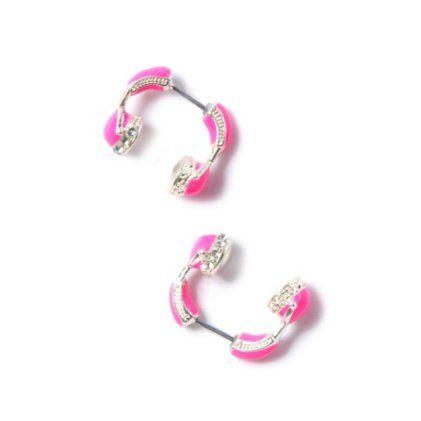 b53bbb29e Headphones Front and Back Earrings (Matti) | Gift Ideas | Earrings ...