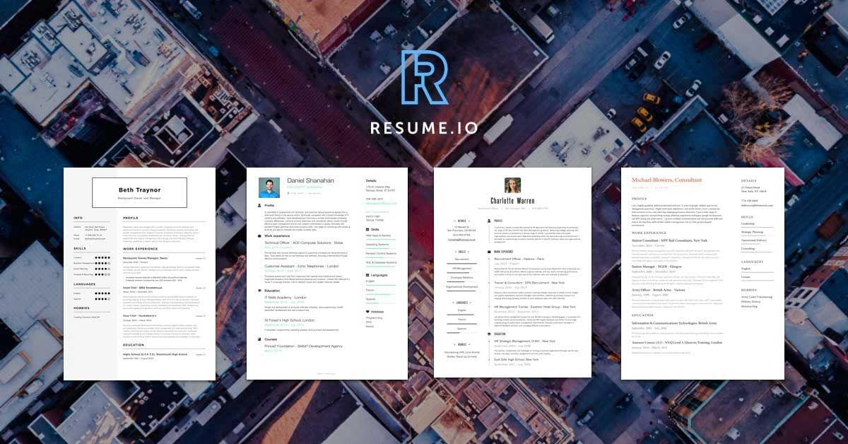 Free Online Resume Builder, Allows You To Create A Perfect Resume Minutes.  See How  Free Online Resume Help