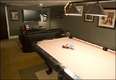 Great Man Cave · Pool TablesPool ...