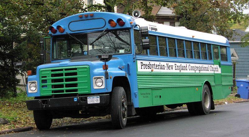 Photos Of Old Buses Around The World 80 S Thomas International