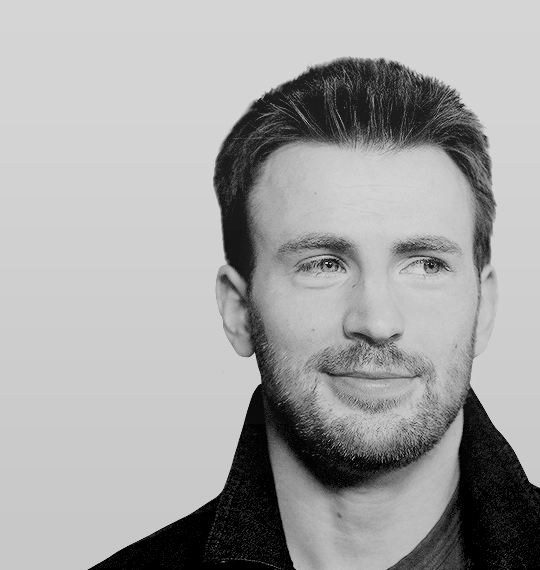 The incomparable Chris Evans <3<3<3 -B.R.