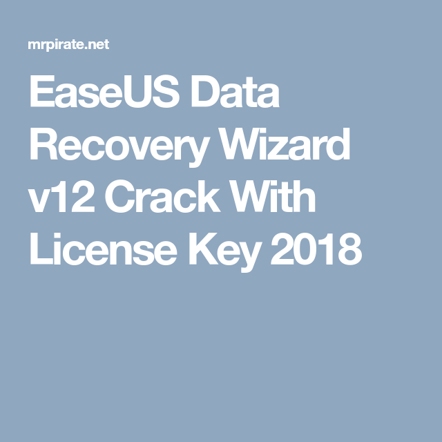 wondershare data recovery key 2018