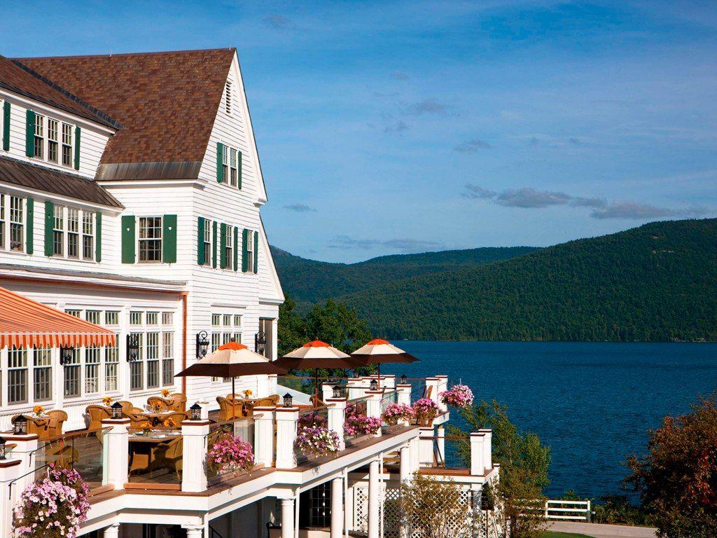 The Sagamore Resort Lake George New York United States