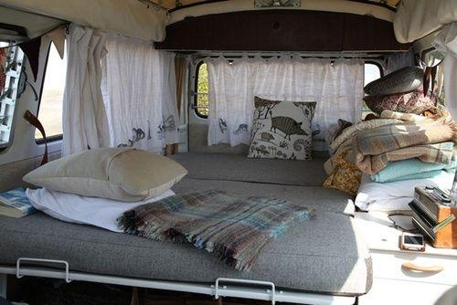 Volkswagen Interior Bus Caravan