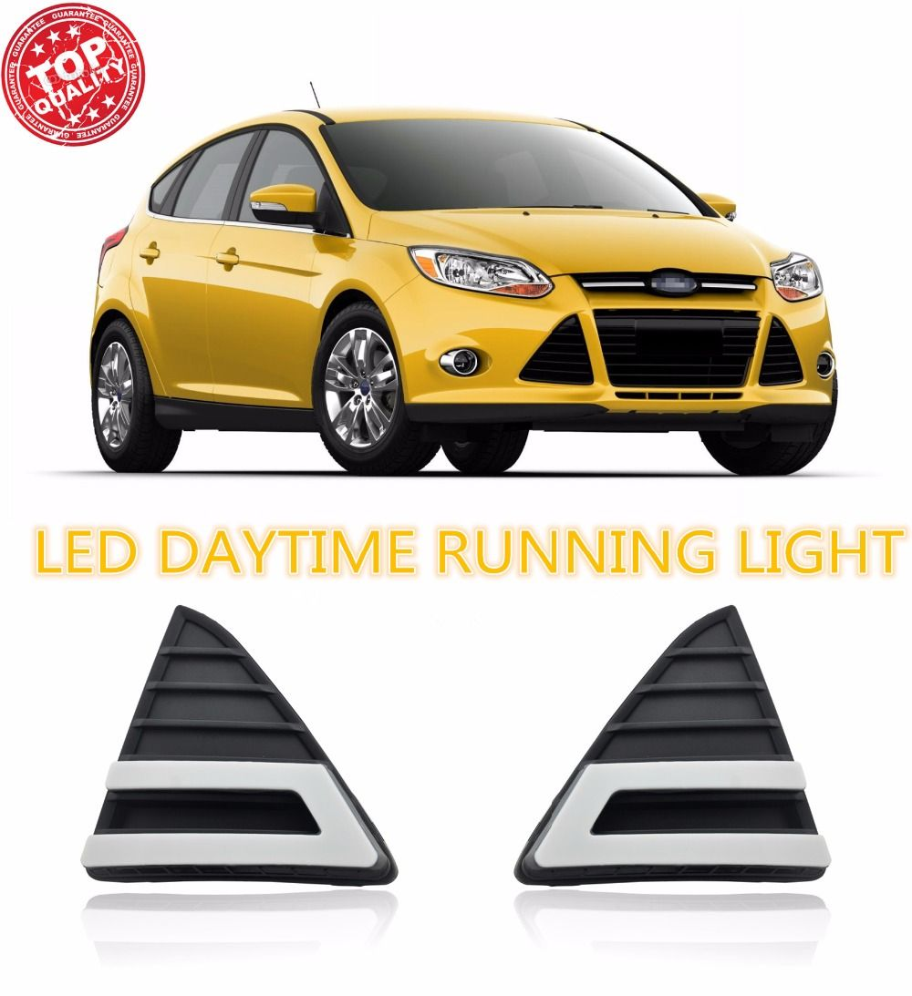Cheap Daytime Running Buy Quality Led Drl Directly From China Fog Lamp Suppliers Turning Light Style Relay Auto Led Ford Focus Ford Focus 3 Ford Focus Sedan