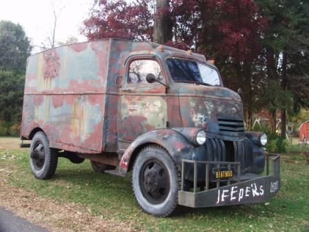 From The Movie Jeepers Creepers Suntrupbuickgmc Com Old Trucks