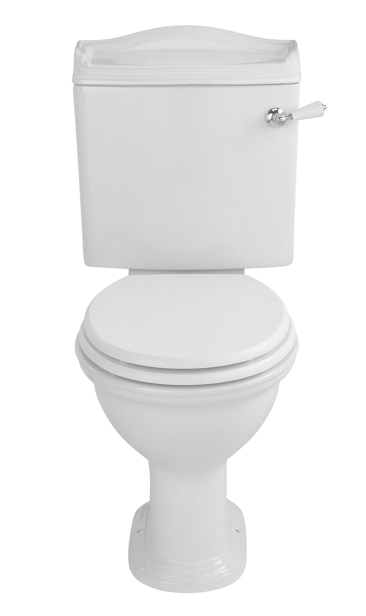 Cooke Lewis Montague Modern Close Coupled Toilet With Standard