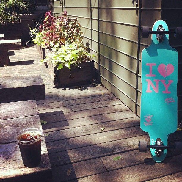 #bustinboards #longboard #nyc