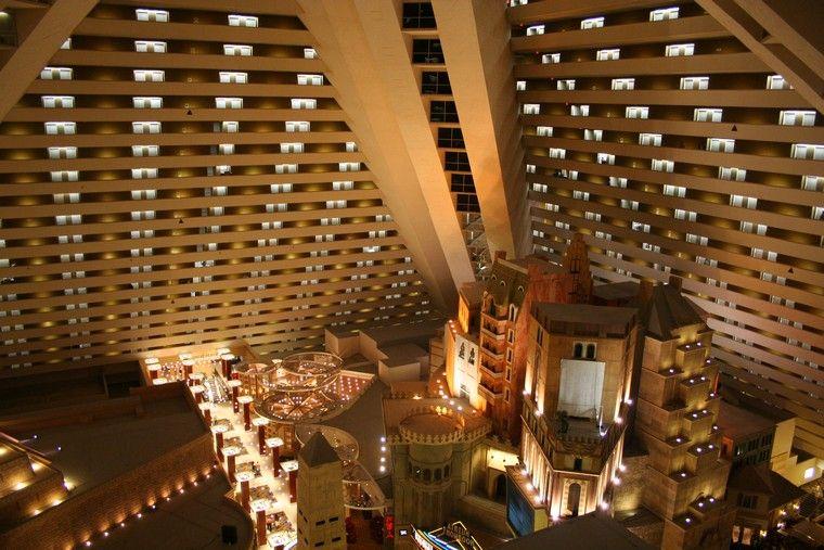 Luxor Las Vegas Innen