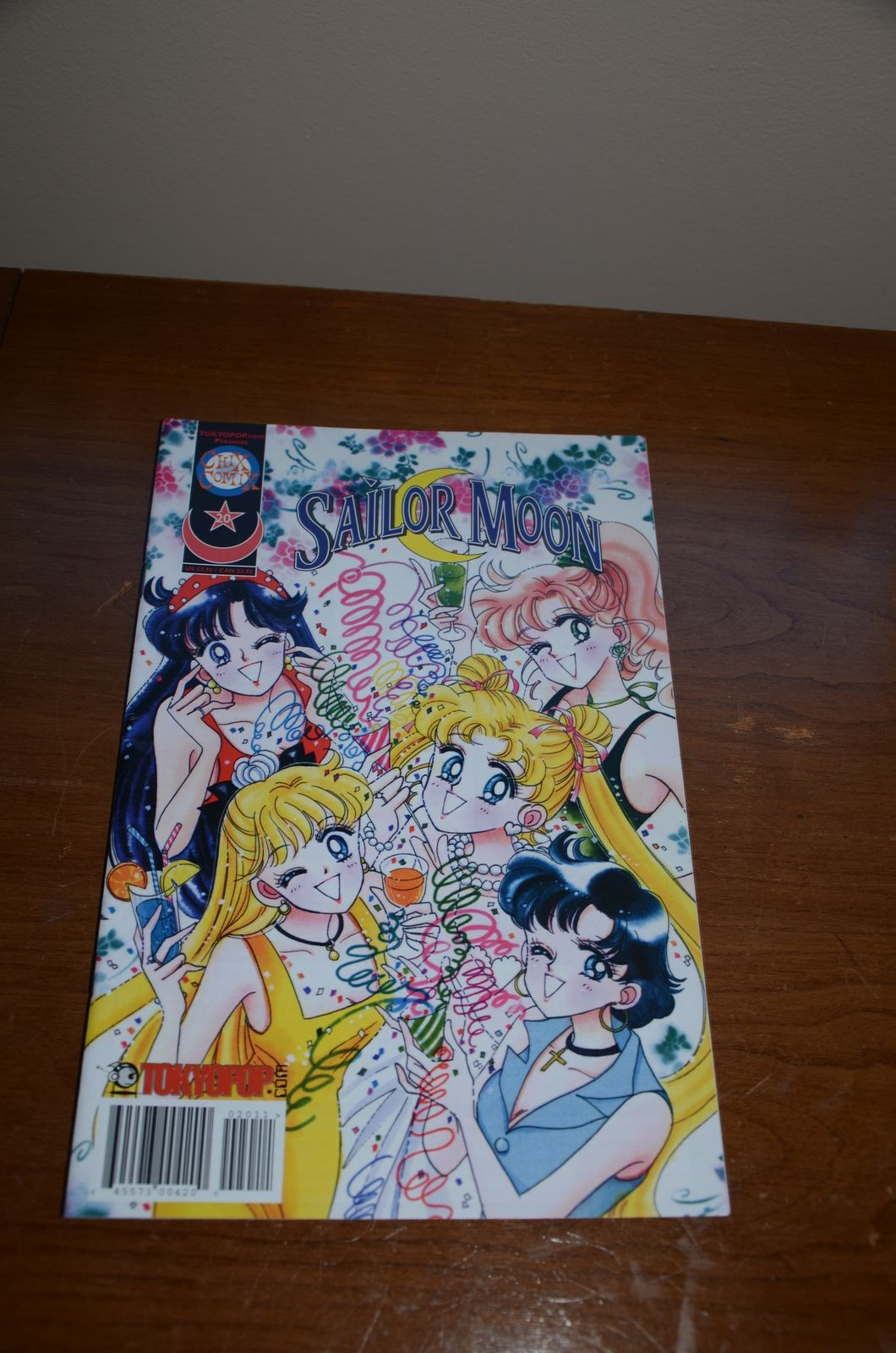 26++ Sailor moon books english info