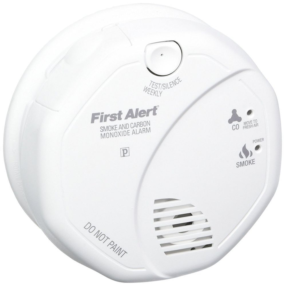 FIRST ALERT 1039839 Wireless Interconnected Smoke & Carbon