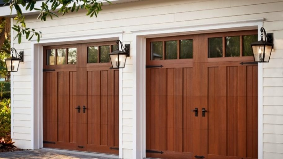 Barn Garage Doors For Sale 2016 wood garage door prices | cost to install a wooden garage