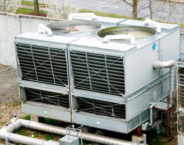 Idea By Industrial Wastewater On Cooling Tower Water Treatment