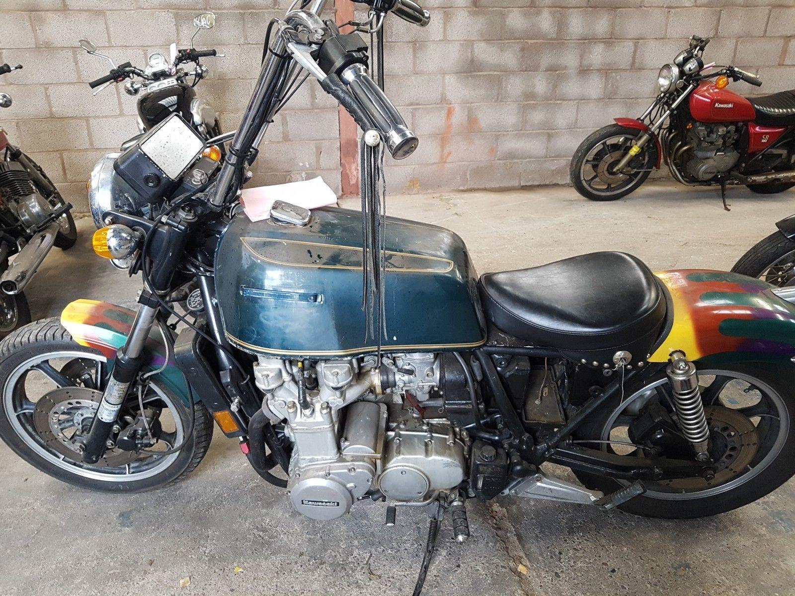 eBay: 1980 Kawasaki KZ 1300 | Classic Motorcycle NO RESERVE