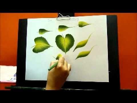 Painting A Rose Eine Rose Malen Mit Acrylfarben Youtube