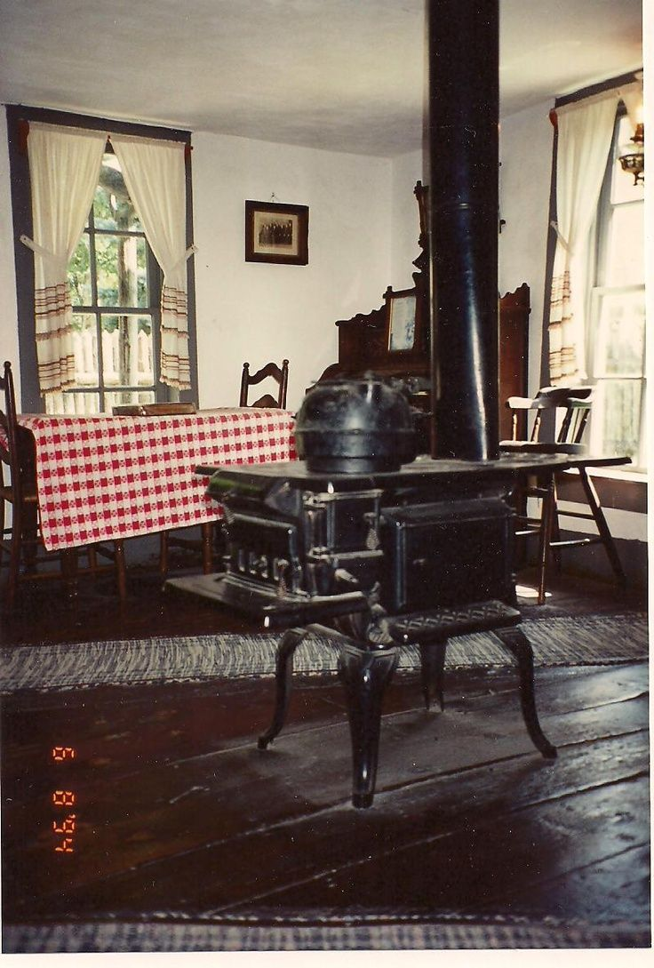 Pot belly stoves | Cheryl St.John: What Would Laura Ingalls Think ...