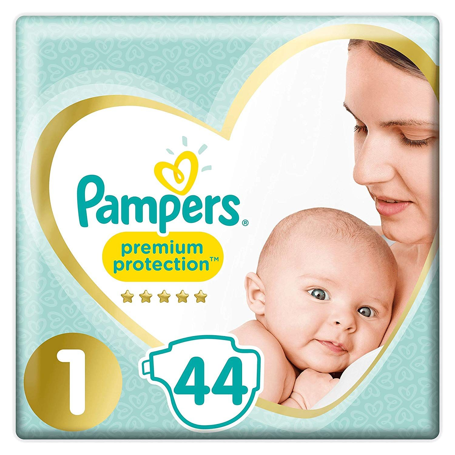 Pampers Premium Protection Couches New Baby Taille 1 New Baby Products Pampers Baby Protection