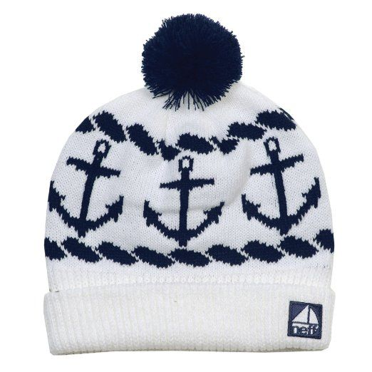 cbaa40f1fc0 Amazon.com  Neff Ahoy ANchors Beanie - More Colors  Clothing