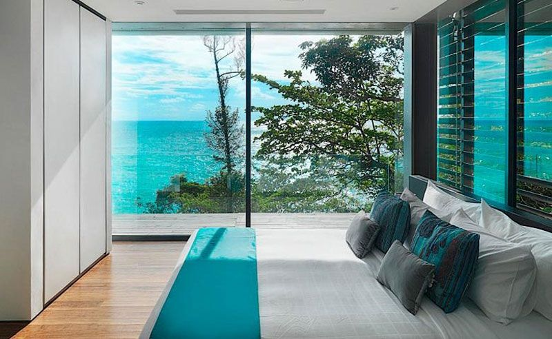 Amazing Villa Amanzi, Phuket,Thailand By Original Vision Ltd : Home Inspiration Awesome Ideas