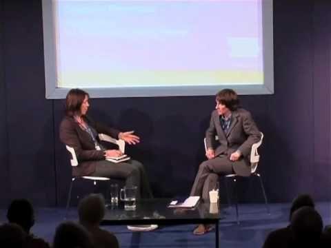 AL Kennedy at the Edinburgh International Book Festival Part 2