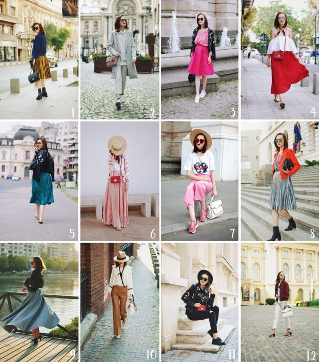 September 2016 fall outfit ideas recap   #Autumn/ #Fall