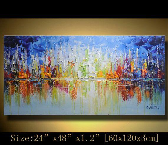 Original Paintings on Canvas For Sale | Saatchi Art