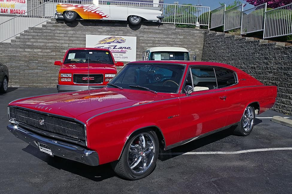 1966 Dodge Charger 426 Hemi at Fast Lane Classic Cars 427