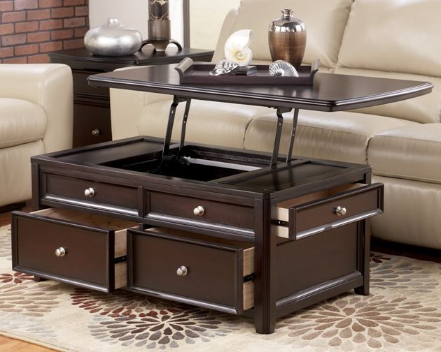 Exceptional Lift Top Coffee Table Set