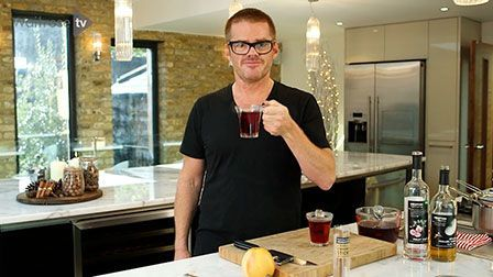 Heston shows you his take on mulled wine with a special secret ingredient - the perfect warming tipple for the festive season.