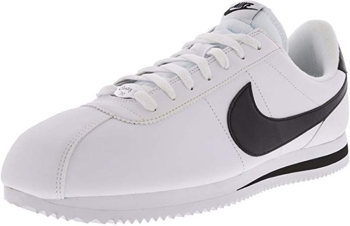 buy popular 05c0b 32bf3 NIKE Men s Cortez Basic Leather Casual Shoe Review