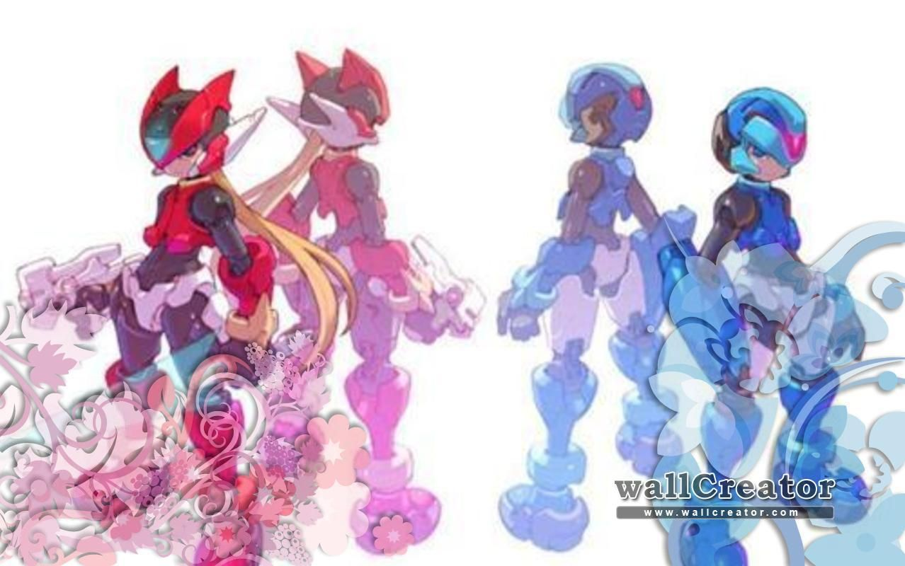 3 Mega Man Zero Collection Hd Wallpapers Backgrounds Wallpaper Mega Man Art Mega Man Megaman Zero