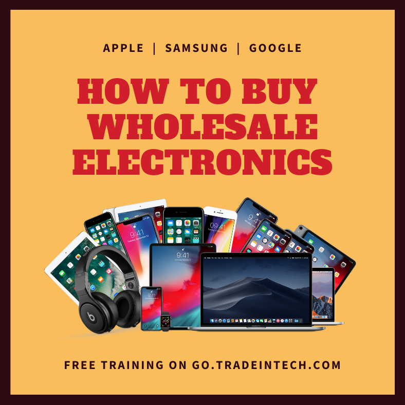 How To Buy Wholesale Electronics In 2020 Buying Wholesale Ebay Reseller Wholesale