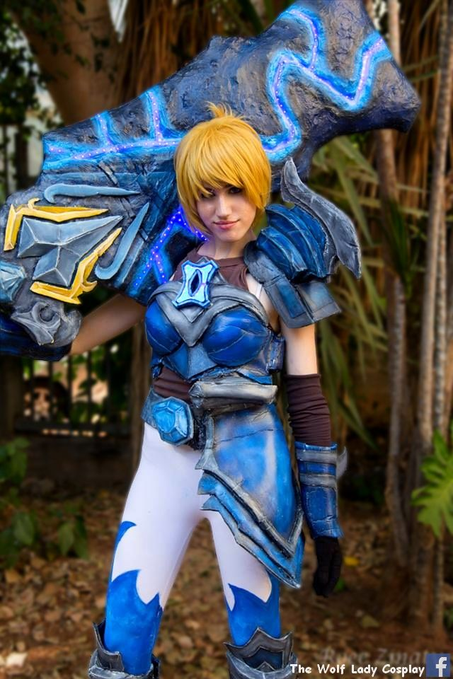 championship Riven Cosplay by TheWolfLadyCosplay ...