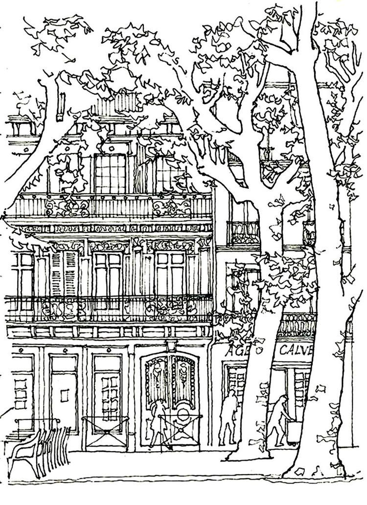 Read moreDormitory Coloring Page To Print | Coloring books ...